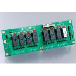 Concept 995084  4000 Access centralės 8 relinių PGM išplėtimo plokštė