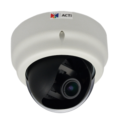 Skaitmeninė vidaus kamera 2MP ACTi D62A, F2.8-12