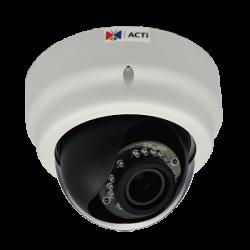 Skaitmeninė vidaus kamera 1MP ACTi D64A, F2.8-12