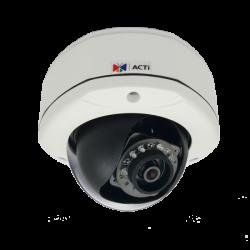 Skaitmeninė vidaus kamera 1MP ACTi D71A, F2.93