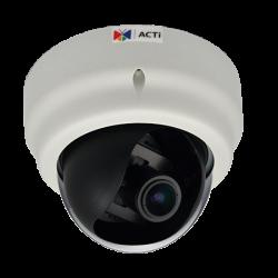 Skaitmeninė vidaus kamera 1MP ACTi E66A, F2.8-12