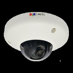 Skaitmeninė vidaus kamera 1MP ACTi E91, F2.93