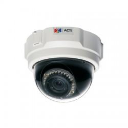 Skaitmeninė vidaus kamera 1.3MP ACTi TCM-3511, F3.3-12