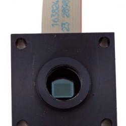 Speciali sensorinė plokštė (aliuminiame bloke) su M14 lęšiais