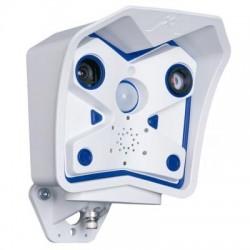 Skaitmeninė dviejų objektyvų (3M ir 1M) vaizdo kamera Mobotix MX-M12-Sec-DNight