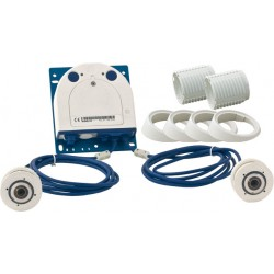 Skaitmeninė kamera Mobotix FlexMount S14D Komplektacija Nr.2