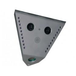 Skaitmeninė kamera Mobotix V12D Sec R16 (du objektyvai)