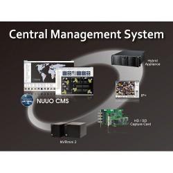 NUO centrinė valdymo sistemos bazė NCS BASE