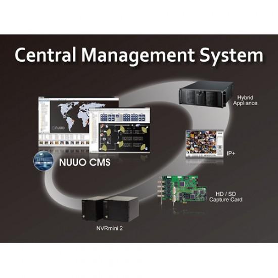 NUUO centrinės valdymo sistemos bazės licenzija NCS CN IO