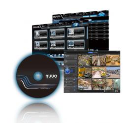 NUUO video stebėjimo licenzija NT Titan UP 01