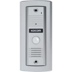 KC-MC20 iškvietimo modulis su spalvota video kamera.