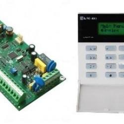 Secolink centralė PAS808 + Apsauginė klaviatūra Secolink KM20T