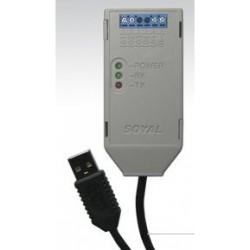 AR-321CM keitiklis iš RS-485 į USB