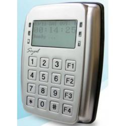 Skaitytuvas autonominis + klaviatūra su LCD SOYAL AR-327HBR1121