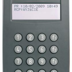 Atstuminių kortelių skaitytuvas/kontroleris PR602LCD-I