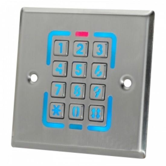 Autonominis atstumimių kortelių skaitytuvas ir kodinė klaviatūra ST-228