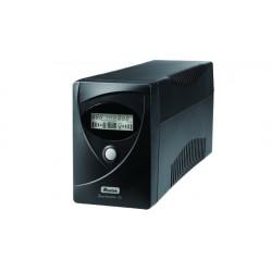 PowerMust 636LCD nepertraukiamo maitinimo šaltinis