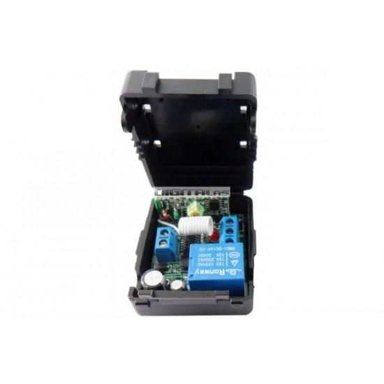 DI D103X Distancinio valdymo imtuvas 12V 1 ch