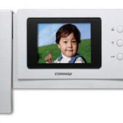 CDV 40N, Vaizdo telefonspynės monitorius, spalvotas.