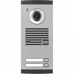 KVL-C302i dviejų abonentų iškvietimo modulis, su spalvota video kamera.