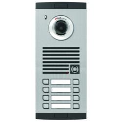 KVL-TC308i aštuonių abonentų iškvietimo modulis, su spalvota video kamera.