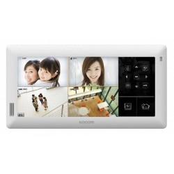 KVR-A510 Kocom spalvotas 10'' LCD monitorius telefonspynei, baltas.