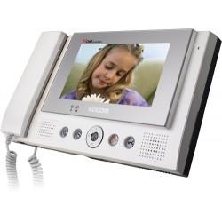 """KCV-801R 7"""" LCD monitorius telefonspynei, su atmintim"""