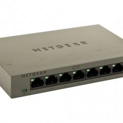 Komutatorius 8Port Netgear FS308