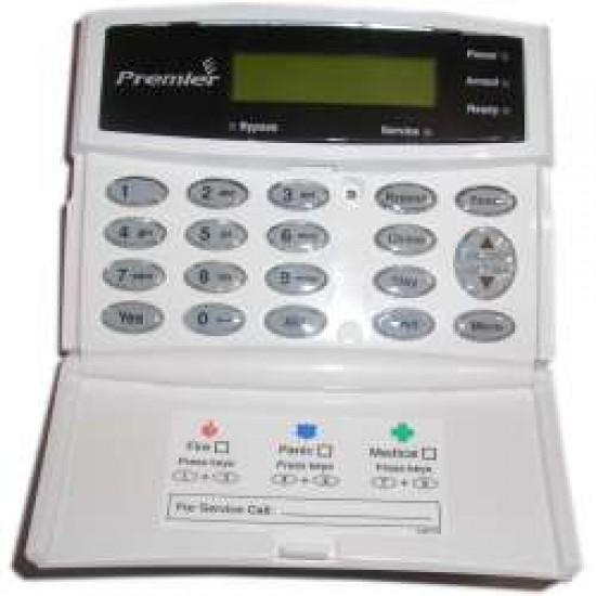 Apsauginė klaviatūra Texecom Premier LCD