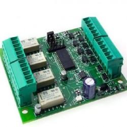PSMIC400 išėjimų adresuojamas modulis