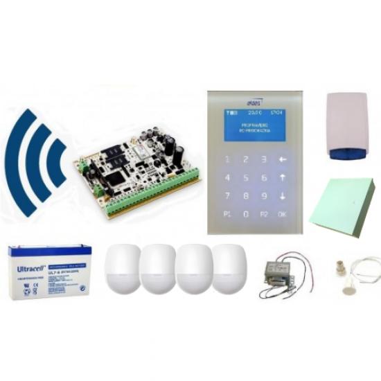 Eldes Esim 384 Gsm/gprs apsaugos sistemos komplektas