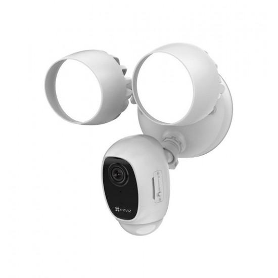 EZVIZ FloodLight kamera CS-LC1C-A0-1F2WPFRL 2.8mm (balta)