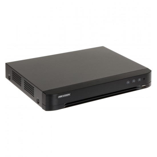 4 kanalų DVR Hikvision iDS-7204HUHI-M1/FA