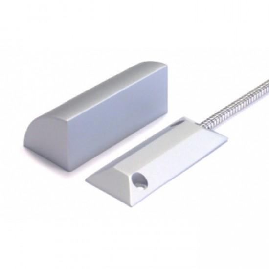 Garažo vartų magnetinis kontaktas (kampinis)