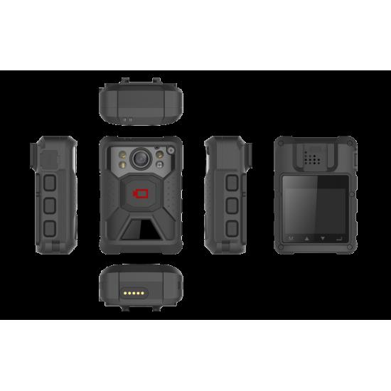 Hikvision nešiojamas vaizdo registratorius DS-MCW407/32G/GLE(O-STD)