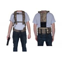 Svorio paskirstymo sistema Camo harness Kapaan