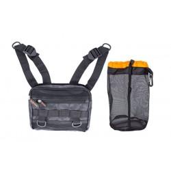 Kapaan radinių krepšys skirtas povandeninei ir sausumos paieškai