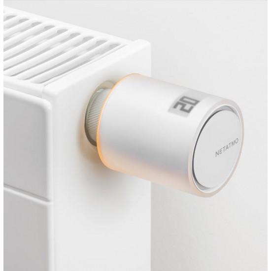 Netatmo išmanioji termostatinė galvutė