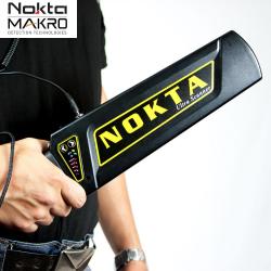 Metalo ieškiklis apsaugai NOKTA MAKRO ULTRA SCANNER PRO PACKAGE
