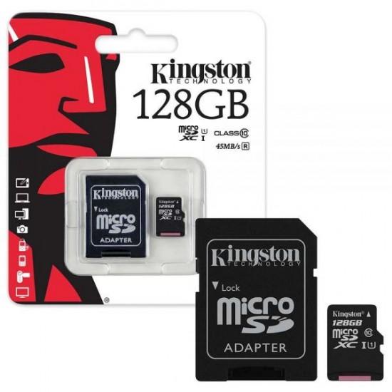 Atminties kortelė 128GB microSDHC