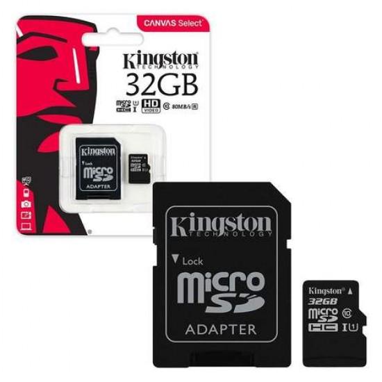 Atminties kortelė 32GB microSDHC