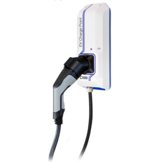 HomeBox Slim Plus privačioji įkrovimo stotelė (7.2 kW)