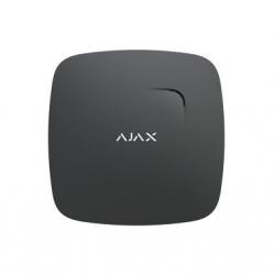 Ajax FireProtect dūmų detektorius (juodas)