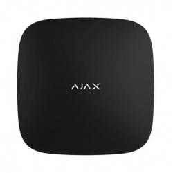 Ajax Hub Plus išmanioji centralė (juoda)
