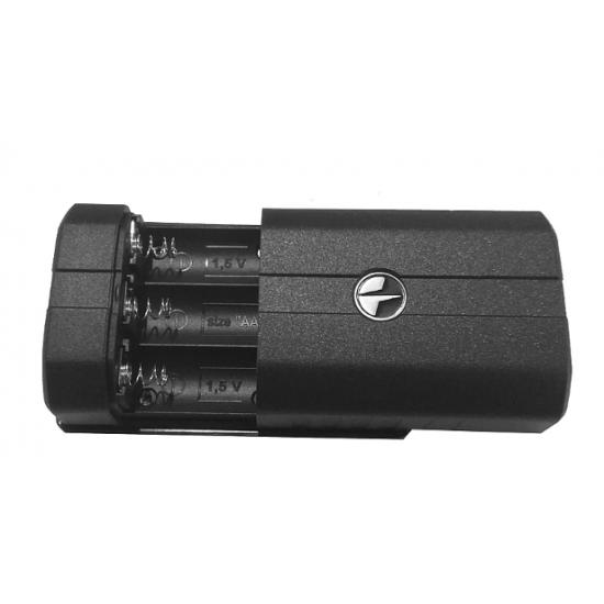 Baterijos dėklas BPS 3xAA
