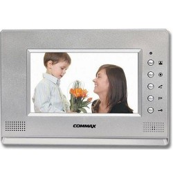 CAV 70GA, Vaizdo telefonspynės monitorius, spalvotas.