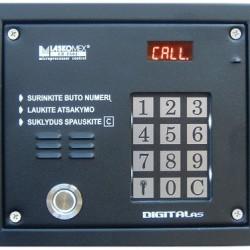 CDT - 2502 skaitmeninė telefonspynė