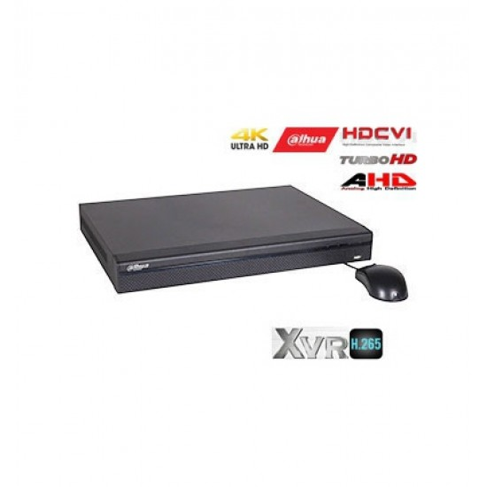 Dahua Pentabrid 4K įrašymo įrenginys 16kam. DHI-XVR5116H-4KL-X