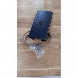 Hikvision DS-1275ZJ  adapteris kronšteinams (juodas)