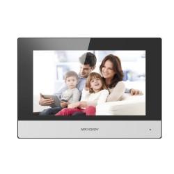Hikvision DS-KH6320-WTE1 telefonspynės monitorius (juodas)